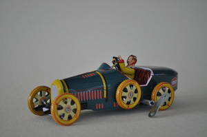 RACERBIL/Grön