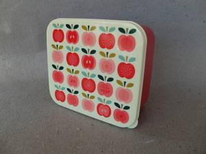 Plastlåda/Äpple