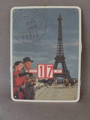 Retrokalender/Paris
