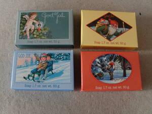 Jultvål/50 gr/Tomte med säck