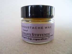 MustacheWax Lavendel