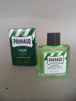 Aftershave grön-balsam