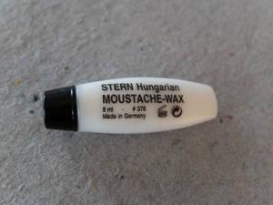 Stern Ungarische Bartwichse Mustaschvax