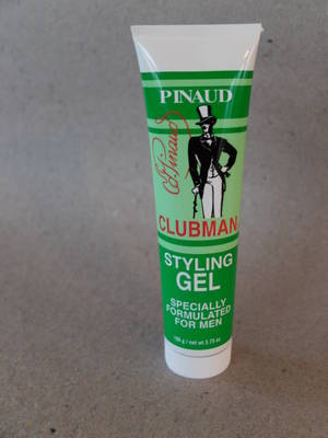 Clubman Pinaud Styling Gel Tube