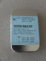 Tester Vials Kit
