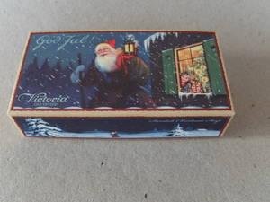 Jultvål/Presentask  2