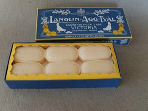 Lanolin-Ägg-Tvål