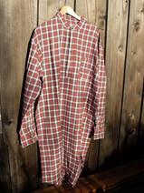 Särk/skottsrutig nattskjorta
