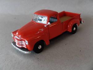 Chevrolet Lastbil/-50/röd