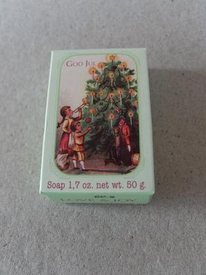 Jultvål/50 gr/Julgran och barn