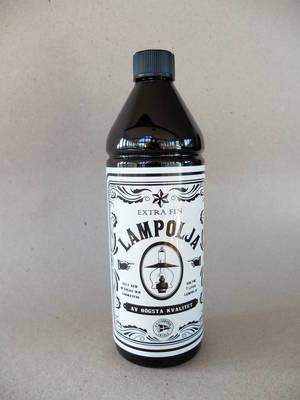 Lampolja/1 liter TILLFÄLLIGT SLUT