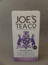 Joe´s Tea Co/The Earl of Grey