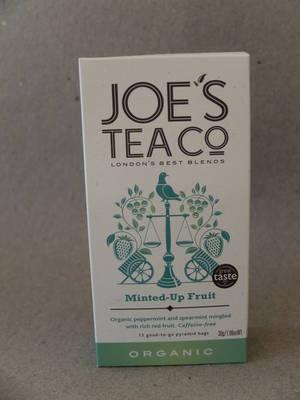 Joe´s Tea Co/Pepparmint/Spearmint/Frukt