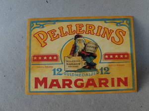 Julkort/Margarin