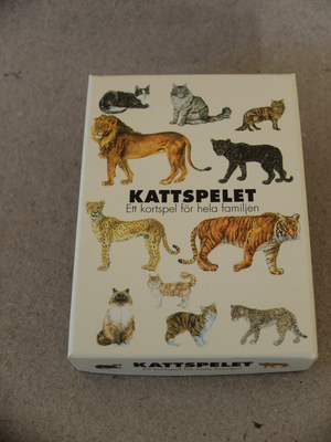 Katt-kortspel