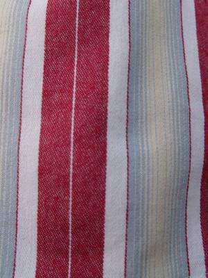 Pyjamas 2 Bordeux / Gråblå