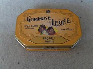 Gommose Leone/Propolis