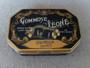 Gommose leone/Lakrits