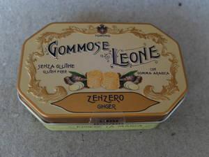 Gommose Leone/Ingefära