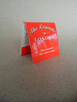 The Legend of London Match-Alun