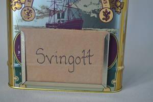 THE/SVINGOTT