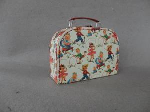 Box-Väska/Barn Trapp