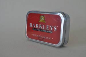 BARKLEYS/CINNAMON