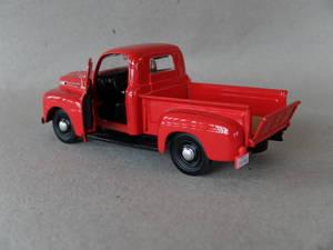 Ford Pickup/-48/Röd
