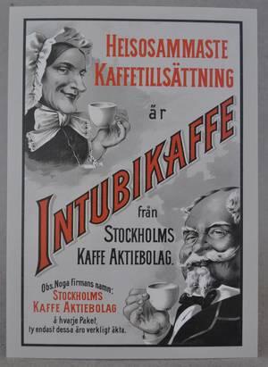 VYKORT/INTUBIKAFFE