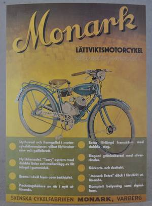 VYKORT/MONARK