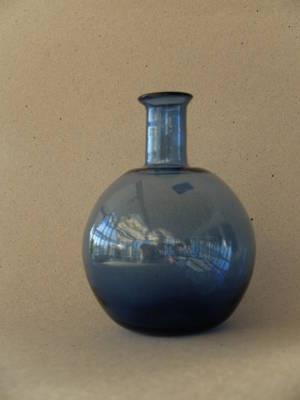 Rund flaska/100-tal